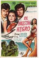 miniatura El Halcon Negro Por Lupro cover carteles