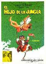 miniatura El Hijo De La Jungla Por Vimabe cover carteles