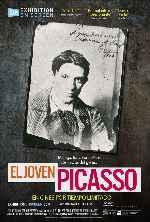 miniatura El Joven Picasso Por Chechelin cover carteles