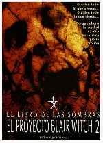 miniatura El Libro De Las Sombras El Proyecto Blair Witch 2 Por Lupro cover carteles