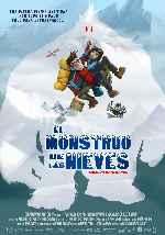miniatura El Monstruo De Las Nieves V3 Por Mrandrewpalace cover carteles