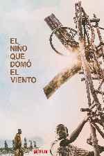 miniatura El Nino Que Domo El Viento Por Kotenok cover carteles