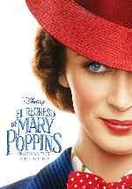 miniatura El Regreso De Mary Poppins Por Franvilla cover carteles