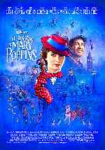 miniatura El Regreso De Mary Poppins V2 Por Chechelin cover carteles