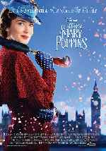 miniatura El Regreso De Mary Poppins V3 Por Franvilla cover carteles