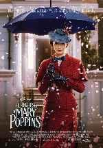 miniatura El Regreso De Mary Poppins V4 Por Rka1200 cover carteles