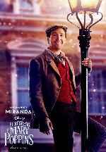 miniatura El Regreso De Mary Poppins V5 Por Rka1200 cover carteles