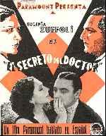 miniatura El Secreto Del Doctor Por Lupro cover carteles