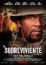 miniatura El Sobreviviente 2013 Por Mrandrewpalace cover carteles