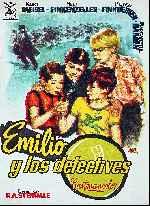miniatura Emilio Y Los Detectives 1954 Por Lupro cover carteles