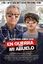 miniatura En Guerra Con Mi Abuelo Por Chechelin cover carteles