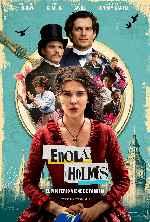 miniatura Enola Holmes V2 Por Chechelin cover carteles