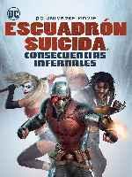 miniatura Escuadron Suicida Consecuencias Infernales V2 Por Mrandrewpalace cover carteles