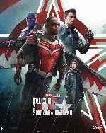 miniatura Falcon Y El Soldado Del Invierno V10 Por Mrandrewpalace cover carteles