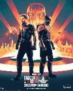 miniatura Falcon Y El Soldado Del Invierno V12 Por Mrandrewpalace cover carteles