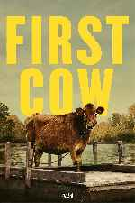 miniatura First Cow Por Frankensteinjr cover carteles