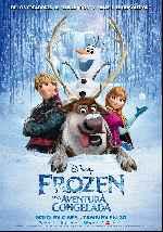 miniatura Frozen Una Aventura Congelada V04 Por Lupro cover carteles