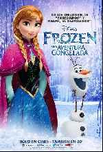 miniatura Frozen Una Aventura Congelada V08 Por Lupro cover carteles
