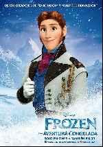 miniatura Frozen Una Aventura Congelada V12 Por Lupro cover carteles