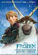 miniatura Frozen Una Aventura Congelada V13 Por Lupro cover carteles