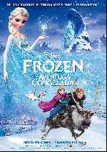 miniatura Frozen Una Aventura Congelada V14 Por Lupro cover carteles