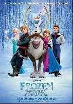 miniatura Frozen Una Aventura Congelada V15 Por Lupro cover carteles