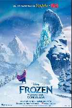 miniatura Frozen Una Aventura Congelada V17 Por Lupro cover carteles