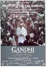 miniatura Gandhi Por Ronyn cover carteles