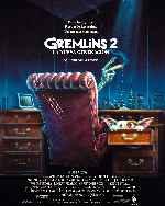 miniatura Gremlins 2 La Nueva Generacion Por Peppito cover carteles