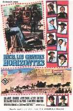 miniatura Hacia Los Grandes Horizontes Por Alcor cover carteles