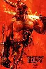 miniatura Hellboy 2019 Por Chechelin cover carteles