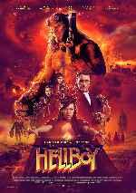 miniatura Hellboy 2019 V3 Por Franvilla cover carteles