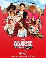 miniatura High School Musical El Musical La Serie Por Mrandrewpalace cover carteles