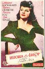 miniatura Historia De Amor 1944 Por Lupro cover carteles