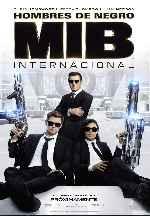 miniatura Hombres De Negro Internacional Por Rka1200 cover carteles