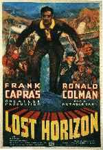 miniatura Horizontes Perdidos 1937 Por Jsesma cover carteles