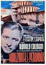 miniatura Horizontes Perdidos 1937 V2 Por Koreandder cover carteles