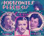 miniatura Horizontes Perdidos 1937 V3 Por Koreandder cover carteles