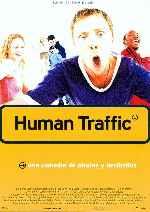 miniatura Human Traffic Por Alcor cover carteles