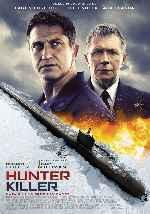 miniatura Hunter Killer Caza En Las Profundidades Por Chechelin cover carteles