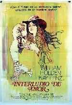 miniatura Interludio De Amor 1973 Por B Odo cover carteles