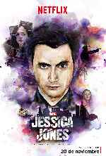 miniatura Jessica Jones V3 Por Mrandrewpalace cover carteles