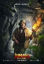 miniatura Jumanji En La Selva V07 Por Rka1200 cover carteles