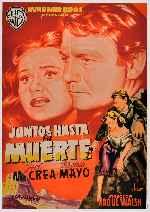 miniatura Juntos Hasta La Muerte 1949 Por Peppito cover carteles