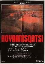 miniatura Koyaanisqatsi Por B Odo cover carteles
