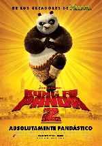 miniatura Kung Fu Panda 2 V3 Por Peppito cover carteles