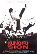 miniatura Kung Fu Sion V2 Por Warcond cover carteles