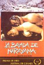 miniatura La Balada De Narayama Por Alcor cover carteles