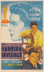 miniatura La Barrera Invisible Por Koreandder cover carteles
