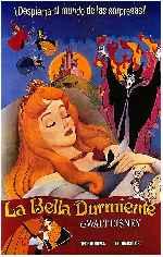 miniatura La Bella Durmiente 1959 Por Davizzzzzzz cover carteles